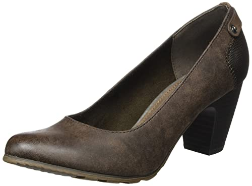 s.Oliver Women's 22404 Closed Toe Pumps