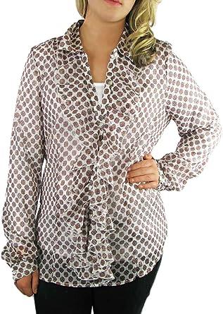 Blusa de traje de neopreno para mujer de tela - para mujer de manga larga camiseta de manga corta de patrones para ...