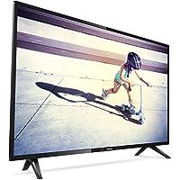 """Philips Téléviseur LED Ultra-Plat 32PHT4112/12 - écrans LED (81,3 cm (32""""), 1366 x 768 Pixels, 230 CD/m², 80 cm, 16 W, 65%)"""
