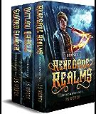 SWORD & SPIRIT TRILOGY: boxed set of books 1 - 3; Renegade Realms, Outlaw Oracle, & Sword Slinger