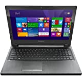 "LENOVO G50 15.6"" Laptop PC / AMD Quad-Core A8-6410 Processor with integrated AMD Radeon R5 graphics / 6GB Memory / 500GB HD / DVD±RW/CD-RW / Bluetooth 4.0 / HD Webcam / Windows 8.1 64-bit"