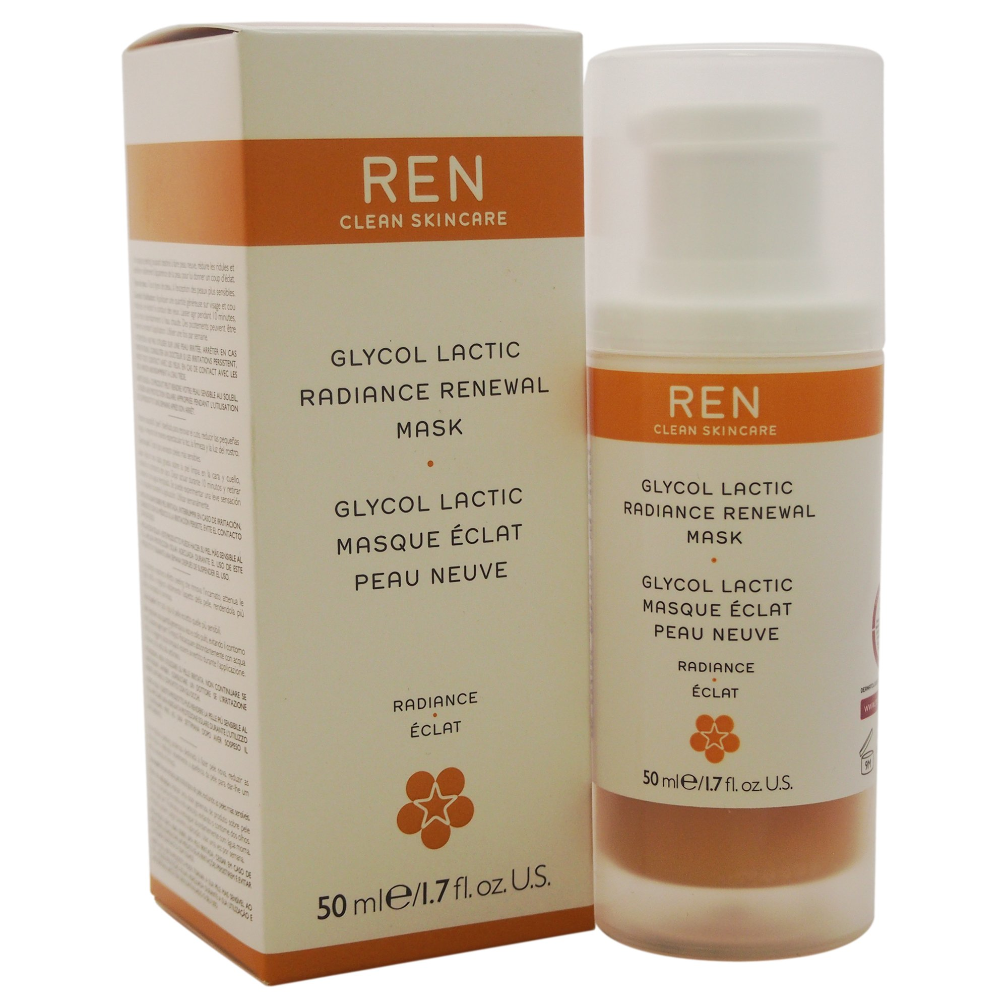 Ren V Cense Revitalising Night Cream 3 X 15ml New Fragrant Flavor Sample Size In