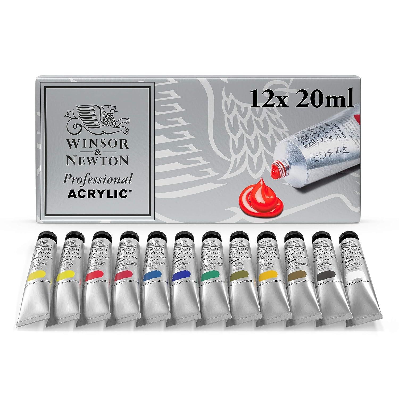 Winsor & Newton 2390402 profesjonalna farba akrylowa