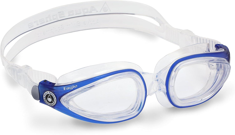 Aqua Sphere Eagle Gafas de natación, Unisex