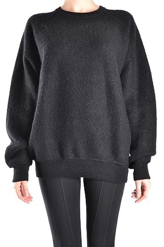 Alexander Wang Mujer MCBI335001O Negro Lana Suéter