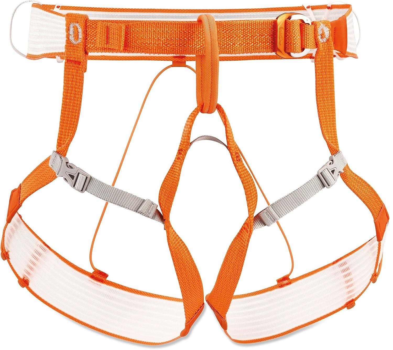 [ペツル]Petzl Altitude Harness クライミングハーネス ORANGE [並行輸入品] M-L  B01N29EVUH