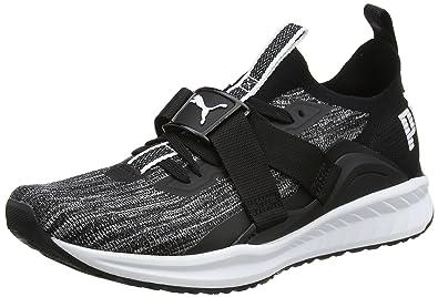4395f70e76c375 Puma Men s Ignite Evoknit Lo 2 Cross Trainers  Amazon.co.uk  Shoes ...