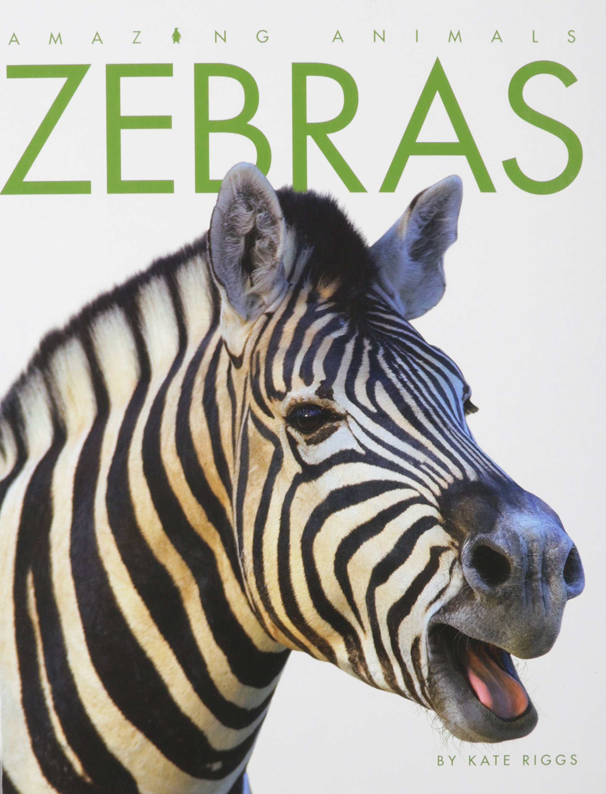 Zebras (Amazing Animals) ebook