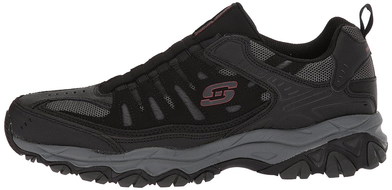 Skechers-Afterburn-Memory-Foam-M-fit-Men-039-s-Sport-After-Burn-Baskets-Chaussures miniature 17