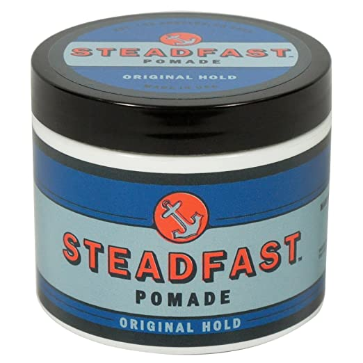 Steadfast pomade review