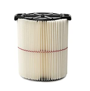 Craftsman 009-38754 Filter Vacuum Red Stripe Wet/Dry