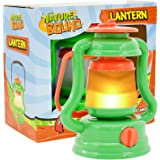 Nature Bound Light & Sound Lantern Kit with Nature Sound Effects, Green, One Size