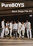 PureBOYS Back Stage File #2 [DVD]