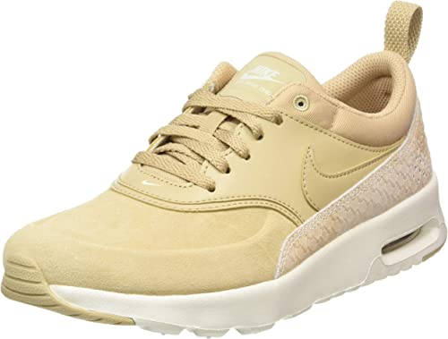 Nike Air Max Thea Premium WMNS 616723 20, Sneakers Basses Femme