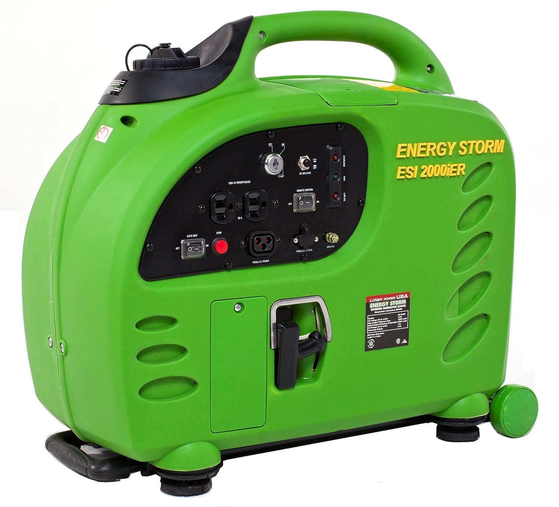 Amazon Lifan Energy Storm ESI 2000iER 2000 Watt 125cc 4