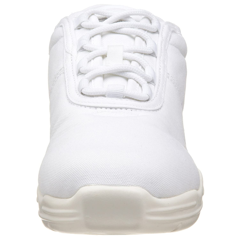 Capezio Canvas M Dance Sneaker B002CMMBOC 4 M Canvas US|White 7829d7