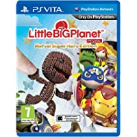 LittleBigPlanet Marvel Superhero's Edition (PlayStation Vita)