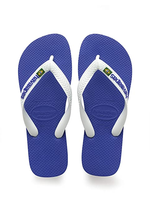 ce909d8c61a0 Havaianas Flip Flops Adults Kids Brasil Logo  Amazon.co.uk  Shoes   Bags