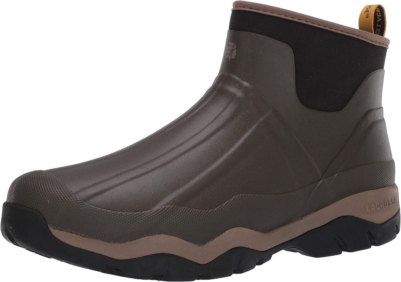 Lacrosse Men s Alpha Muddy Mid 6 3.5MM Waterprooof Outdoor Boot