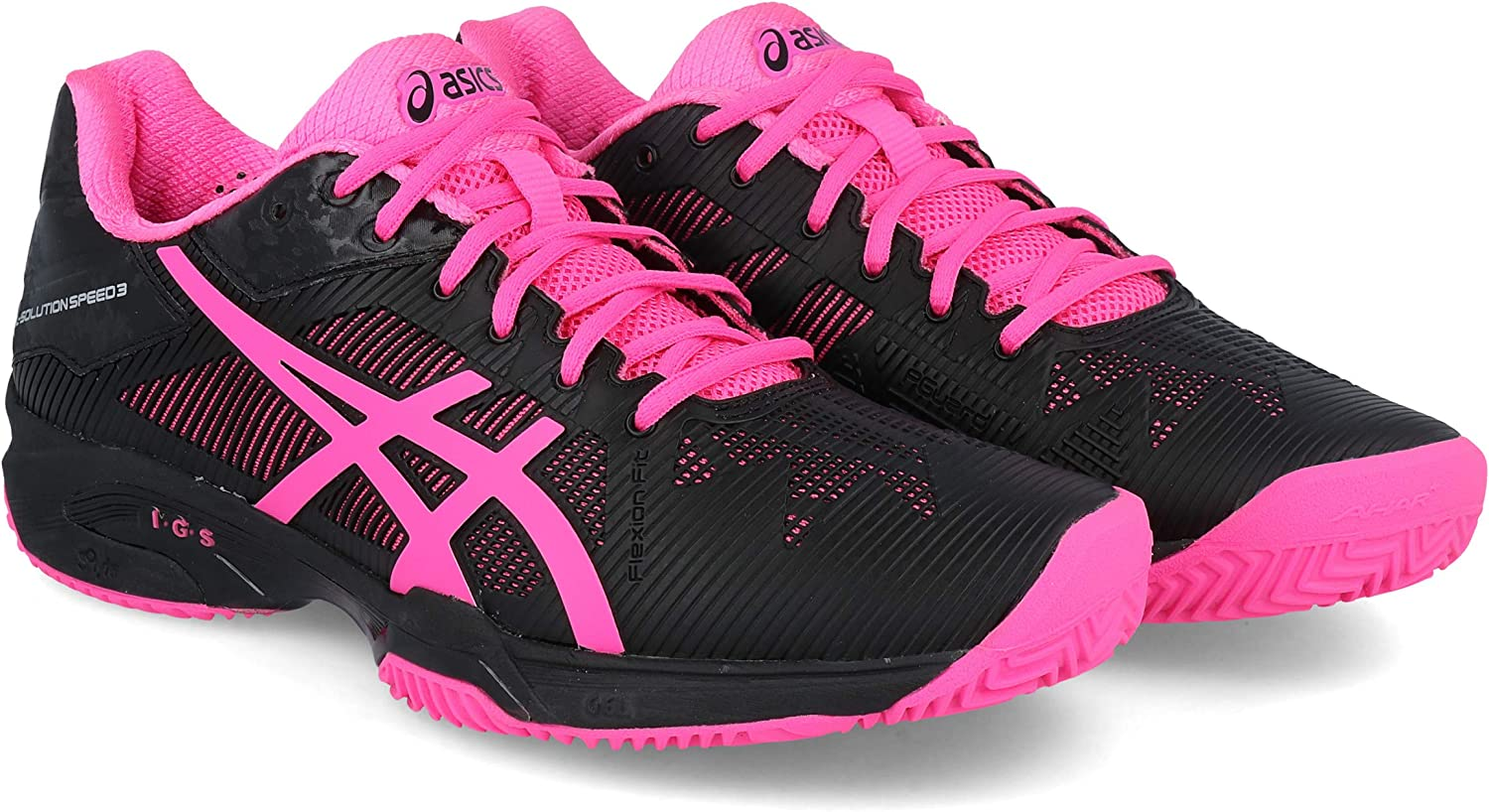 ASICS Gel-Solution Speed 3 Womens Zapatilla Indoor S: Amazon.es ...