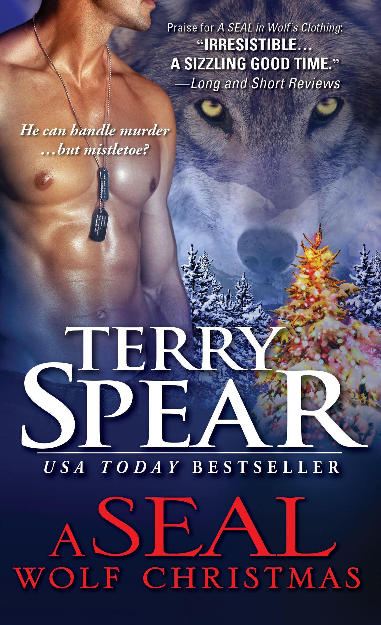 Read Online A SEAL Wolf Christmas ebook