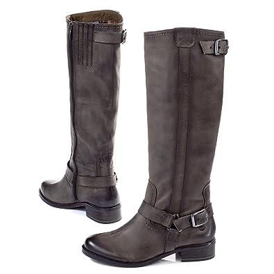 TAMARIS EUR Damen Stiefel Grau, Schuhgröße EUR TAMARIS 40  Amazon   Schuhe ... 63b85a