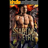 Starting His Fire: An Mpreg Romance