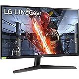 "LG 27GN800-B Ultragear Gaming Monitor 27"" QHD (2560 x 1440) IPS Display, IPS 1ms (GtG) Response Time, 144Hz Refresh Rate, NVI"