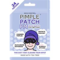 Skin Control Pimple Patch PM Nightime Pack, 24 count