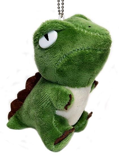 Amazon Com Lucore Green Dinosaur Plush Stuffed Animal Toy Hanging