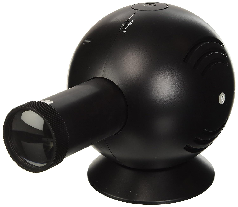 Thumbs Up! Projclk Orologio Proiettore, Plastica, Nero, 20X13.3X13.3 cm Thumbs Up UK