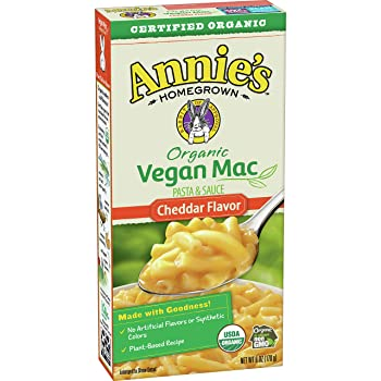 Annie's USDA Organic Vegan Cheese