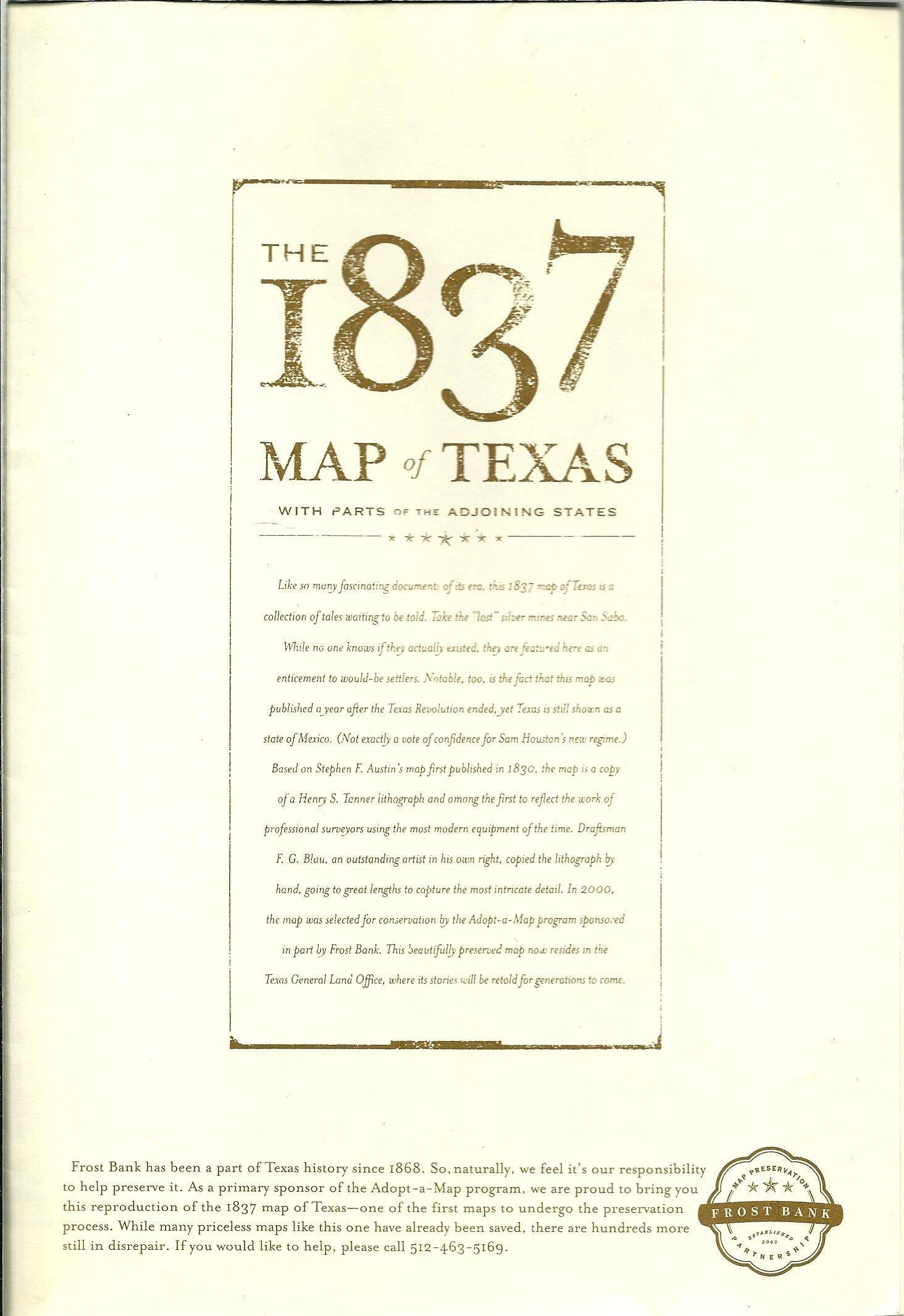 Texas Mines Map
