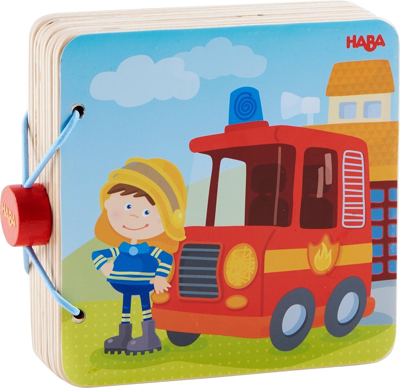 HABA 304239 Spielwürfel Feuerwehr-Einsatz