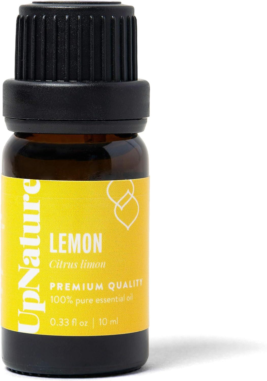 Aceite Esencial De Limón 100 Puro Premium Aceite De Limón Ideal Para La Piel La Infestión El Estado De ánimo La Atención Y El Enfoque Aromaterapia Aceites Esenciales Bálsamo De