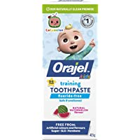 Orajel Cocomelon training toothpaste 42.5 gram Natural Watermelon