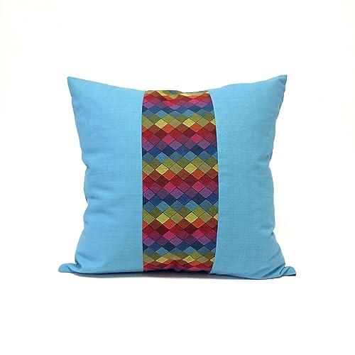 Amazon Contemporary Jewel Tone Throw Pillow Beuatiful Magnificent Jewel Tone Decorative Pillows