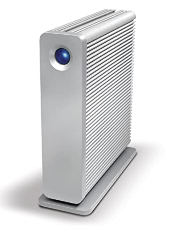 LaCie d2 Quadra 5TB Hard Drive USB 3.0 7200RPM (9000481U)