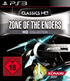 Zone of the enders - collection HD + Metal Gear Rising : Revengeance (demo) [import allemand]