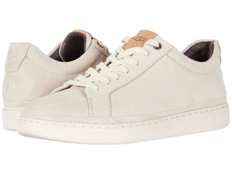 [UGG(アグ)] メンズレースアップシューズスニーカー靴 Cali Sneaker Low B07DP6846H 9 (27cm) D - Medium White Cap