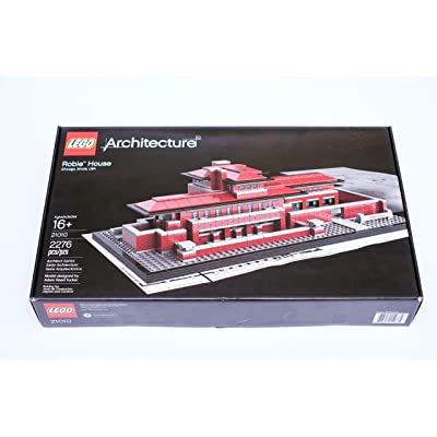 LEGO Architecture Robie House 21010: Toys & Games