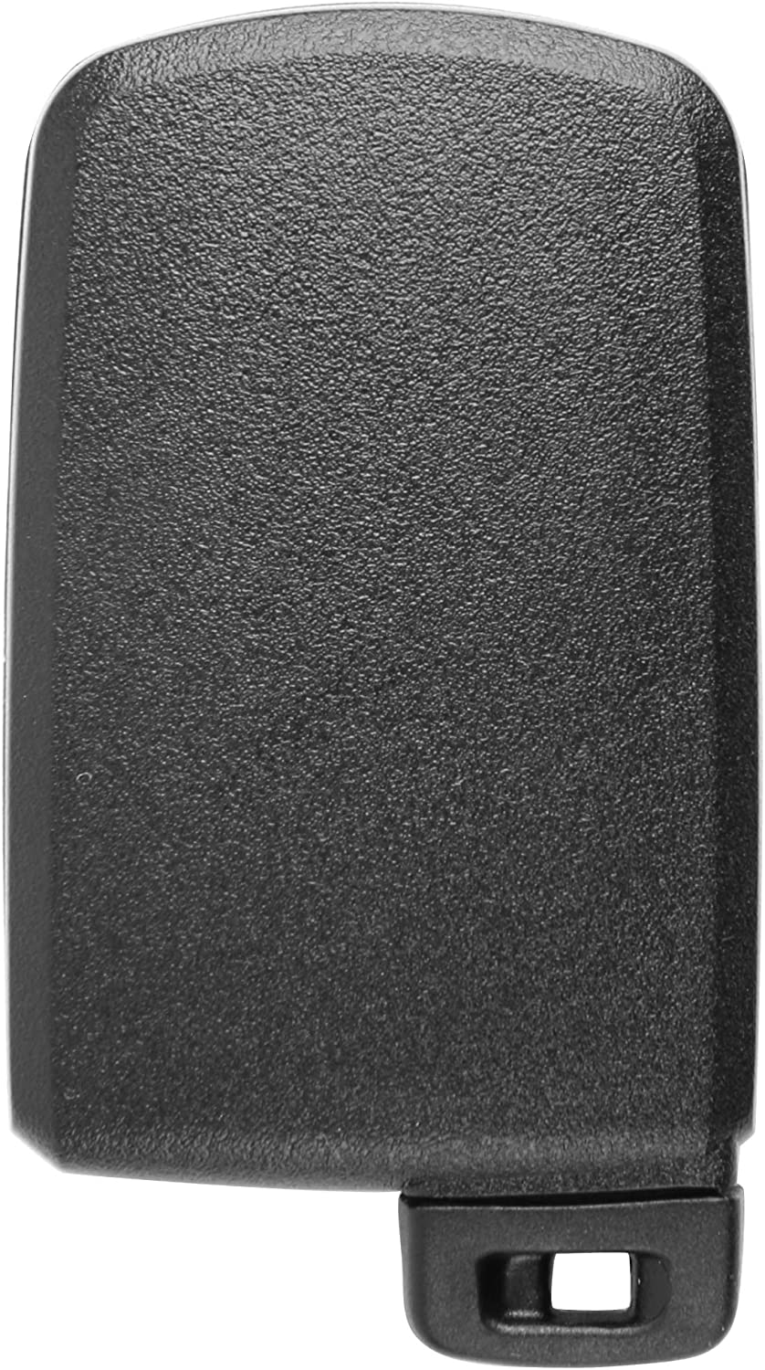 Entry Remote Replacement KRSCT KRSCT Keyless Key Fob Fits 2013-2020 Toyota Avalon HYQ14FBA, RSK-TOY-00204 2012-2017 Camry 2014-2019 Corolla 4-Button