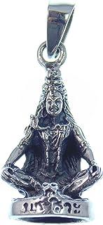 Silber Anhänger Krishna, Hindu God