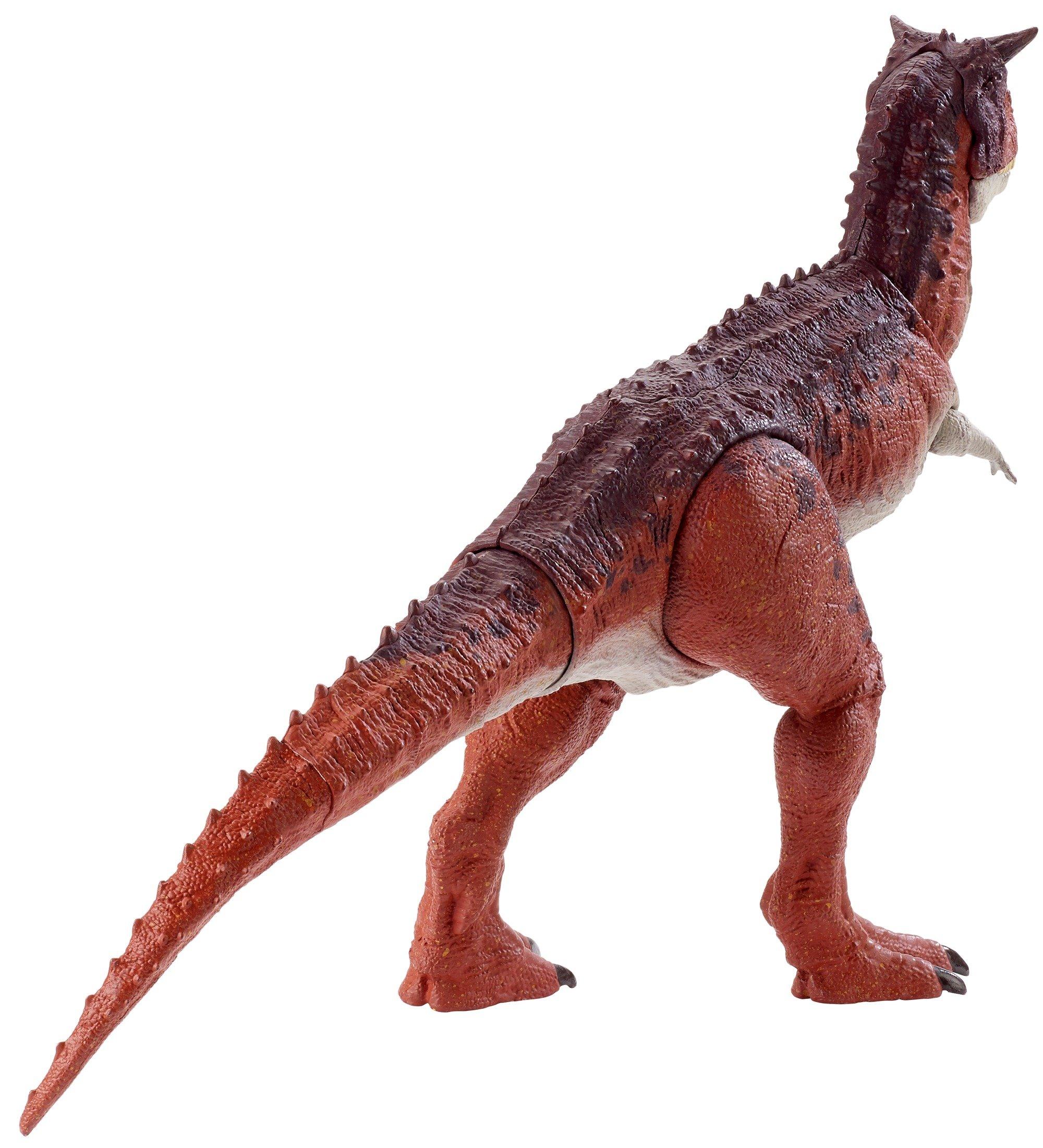 Jurassic World Action Attack Carnotaurus Figure by Jurassic World Toys (Image #3)