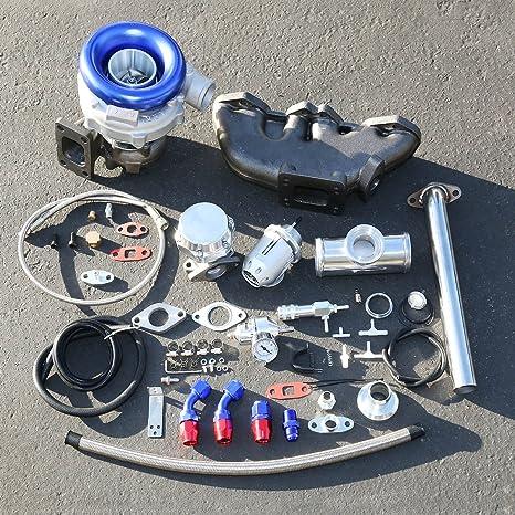 Volkswagen VR6 Motor de alto rendimiento 9 t04e Turbo Upgrade Kit de instalación