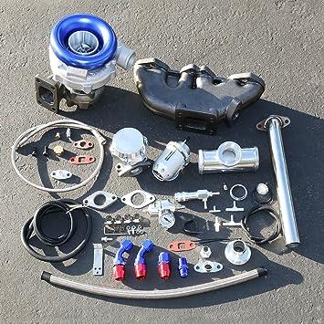 Volkswagen VR6 Motor de alto rendimiento 9 t04e Turbo Upgrade Kit de instalación: Amazon.es: Coche y moto