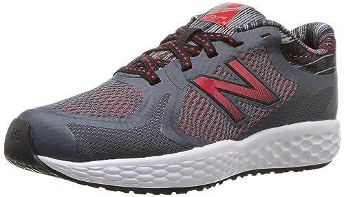 New Balance Kj720v4, Zapatillas de Running Unisex Niños, Negro (Black Arctic Camo), 39 EU: Amazon.es: Zapatos y complementos