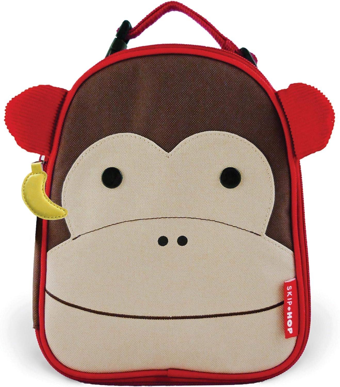 Skip Hop - Bolsa para el almuerzo con diseño de mono