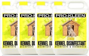 20L de Pro-Kleen alta concentración 2 en 1 de la perrera limpiador desinfectante y ambientador ...