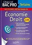 Fiches Détachables Économie-Droit Bac pro 3 ans